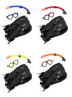 TBF 3PC DiveSport Silicone Mask Snorkel & Fins Set Swimming Diving Water