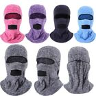 Cold weather Fleece Warmer Windproof Helmet Balaclava Ski Full Face Ski Mask USA