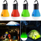 Hanging Hook 3LED Camping Tent Light Outdoor Fishing Lantern Lamp Torch HOT