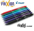Pilot FriXion Clicker 0.7mm Tattoo Design Erasable Retractable Rollerball Pen