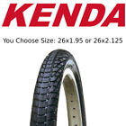 1or2Pak Kenda Komfort K841A 26x1.95 Urban Comfort Mountain Bike Street Path Tire