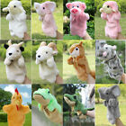 Lovely Cartoon Animal Doll Kids Glove Hand Puppet Soft Plush Toys Story Telling