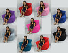 Childrens Bean Bag Chairs 100% Cotton Large Bean Bag Chairs 9 Colours Available!