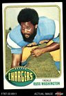 1976 Topps #38 Russ Washington Chargers VG/EX $2.35 USD