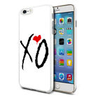 For Various Phones - XO The Weekend Inspired Hard Phone Case Clip Cover Skin