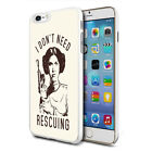 For Various Phones - Star Wars Leia Organa Design Hard Back Case Cover £3.9 GBP