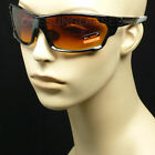 Hd high definition sunglasses blue ray blocker amber lens drive vision safety 6