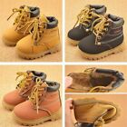 Baby Kids Children Boys Girls Winter Warm Ankle Snow Boots Fur Casual Shoes Hot
