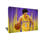 Los Angeles Lakers LONZO BALL BBB Poster Photo Painting Artwork CANVAS Wall Art on eBay