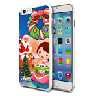 Premium Design Hard Case Cover for Various Mobiles - Christmas Xmas 34