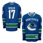 RYAN KESLER Vancouver Canucks Home Reebok Premier WOMENS NHL Jersey S to XXL