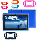 7  INCH KIDS ANDROID 5.1 TABLET PC QUAD CORE 1G+8G WIFI Dual Camera KIDS Gift