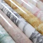 Marble Paper Wallpaper Self Adhesive Peel Stick Wall Covering Decor