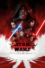 Posters USA - Star Wars Episode VIII The Last Jedi Movie Poster Glossy - FIL677 $13.95 USD on eBay