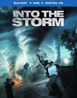 Into the Storm (Blu-ray/DVD, 2014, 2-Disc Set, Includes Digital Copy...