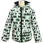 Castle X Girl's Pixie Green Thermal Insulated Snowmobile Winter Jacket 95-110X