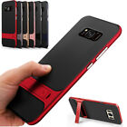 For Samsung Galaxy S8 /S 8 Plus S8+ Shockproof Hybrid Stand Case Shell Cover