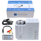 Mini Portable LED Projector 1080P Multimedia Home Cinema Theater USB TF HDMI AV