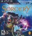 Sorcery PS3 Complete NM Play Station 3, video games