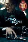 NEW CASINO ROYALE 007 JAMES BOND FILM ORIGINAL CINEMA ART PRINT PREMIUM POSTER $19.95 AUD