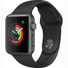 New Apple Watch Series 1 38mm Smartwatch Aluminum Case Sport Band Variations