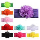 Baby Kids Girls Hair Band Hollow Out Flower Headwrap Headband Pretty Hairwear