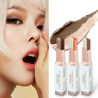 Women Fashion Korean Cosmetics Two Tone Eyeshadow Bar Pencil Pen Makeup Gifts
