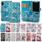 Bling Leather Diamonds Card Wallet Stand Case Cover For iPhone 6 6s 7 8 Plus X