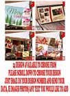 Personalised Photo Xmas / Christmas Cards • Folded or Postcards • Free Delivery