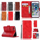 New! For IPhone 6 7 8 X Mobile Phone Holster Retro Crazy Pattern Bracket Functio