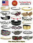 Внешний вид - Fashion Women Girls Crystals Rhinestones Headband Hair Band Hairband Many Styles