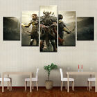 Venerable Scrolls Online Strategy  5 Of the same sort Canvas Obstruction Art Phrasing Available Decor