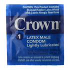 Crown Skinless Skin Condoms - The Closest Thing To Wearing Nothing - Bogo