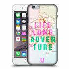 HEAD CASE DESIGNS WANDERLUST STATEMENTS HARD BACK CASE FOR APPLE iPHONE PHONES