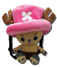One Piece 15'' Chopper Plush Back Pack Bag Anime Manga NEW