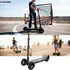 New Aluminum Alloy Electric Scooter Adjustable Handle Height Best Gifts E45B