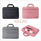 Laptop Sleeve Bag Case Cover Multi Pockets for 13 inch Laptop Notebook Macbook