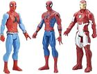 Spider Man: Homecoming Titan Hero Series 3 Pack Kids Action Character Toy Xmas