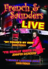French & Saunders-French & Saunders Live  DVD NEW