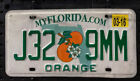 Florida License Plate - The Sunshine State - Pick Your Plate
