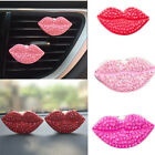 Creative Lip Styling Car Outlet Vent Clip Air Freshener Perfume Fragrance Scent