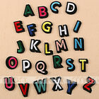 "1/10PCS Embroidered English Letter ""A-Z"" Sew On Patches Clothes Applique Trim-A"
