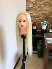 "DevaLoook 24"" Hairdresser Braiding Cutting Styling Training Head Mannequin Model"