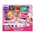 VTech Baby Amaze Sleep and Soothe Interactive Lullaby Doll New Factory Sealed
