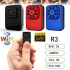 1080P Spy Camera WiFi Mini Portable Camera Indoor/Outdoor HD DV Hidden Security $31.9 USD on eBay