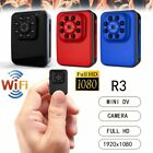 1080P Camera WiFi Mini Portable Camera Indoor/Outdoor HD DV Hidden Security