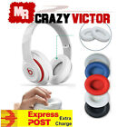 Replacement Ear Pads Cushions For Beats Studio 2.0/3.0 Wired/Wireless Headphones