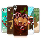 HEAD CASE DESIGNS THE GINGERBREAD HARD BACK CASE FOR HTC DESIRE 10 LIFESTYLE