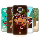 HEAD CASE DESIGNS THE GINGERBREAD HARD BACK CASE FOR MOTOROLA MOTO G5S PLUS