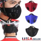 Super Anti Dust Filter Motorcycle Bicycle Cycling Bike Riding Ski Half Face Mask